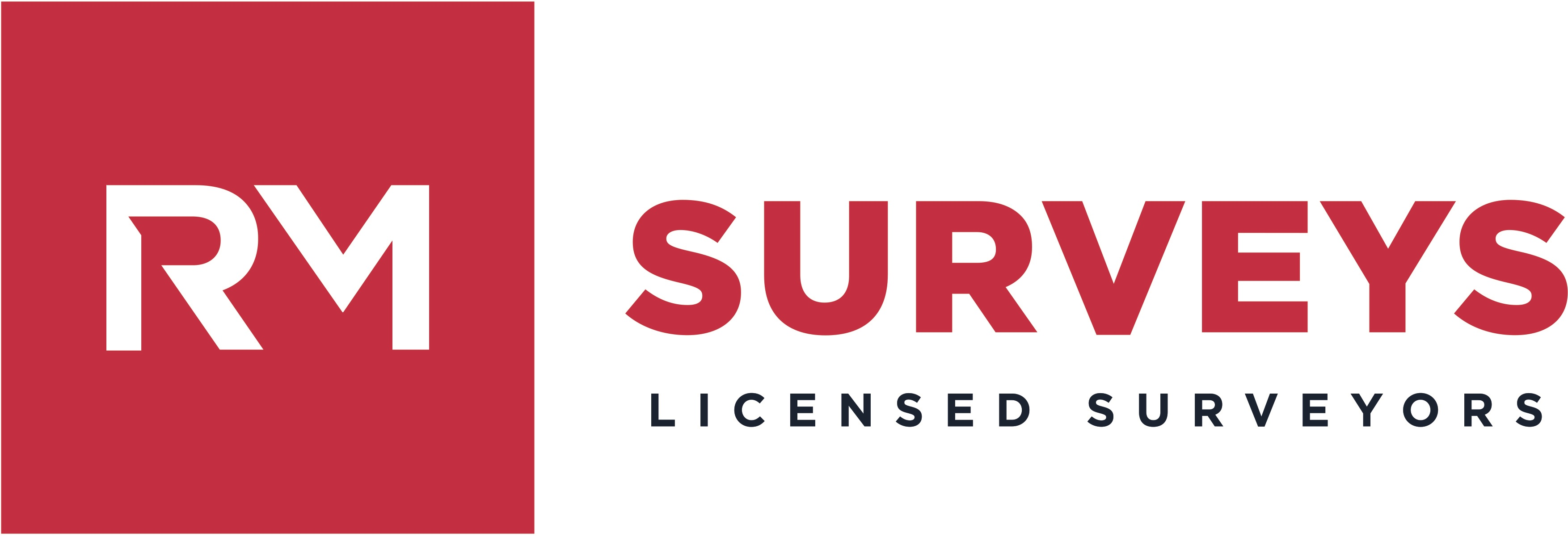 RM Surveys Licenced Surveyors